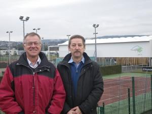 Francis Bras et Alain Daviet
