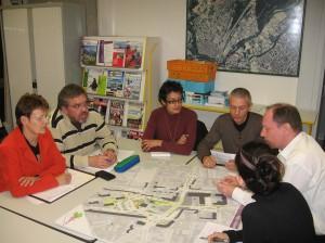 réunion urbanisme